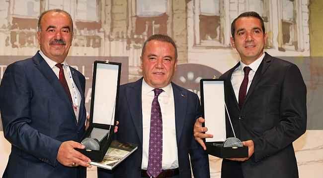 Tarihi Kentler Birliği'nin jüri özel ödülü Mudanya'nın - Bursa Haberleri