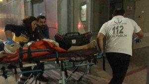 Tartıştığı kişiyi silahla yaralayan şahıs tutuklandı