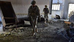 Tel Abyad'da PKKYPG okulu vurdu