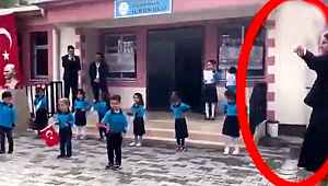 Terör örgütü yandaşlarının hedef gösterdiği Seçil öğretmene Türkiye sahip çıktı