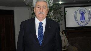 """TESK Genel Başkanı Palandöken: """"Kira stopaj yükü esnafın üzerinden alınmalı"""""""