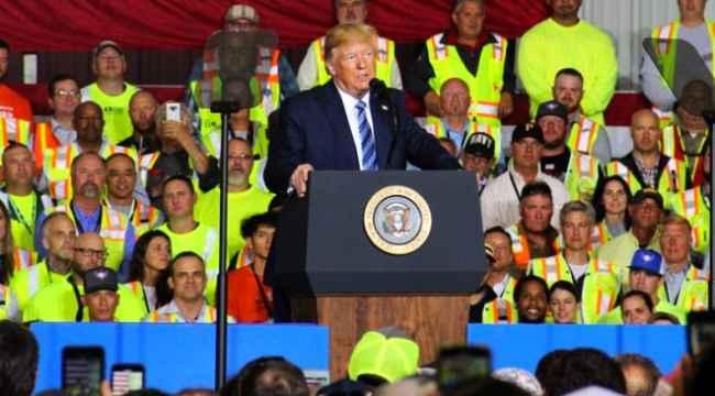 Trump hakkında skandal iddia... Dedesi genelev patronu çıktı