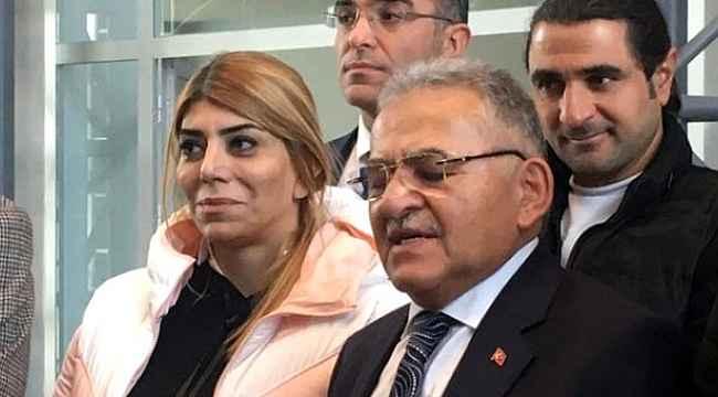 Türkiye'de bir ilk... Kayserispor'a kadın Başkan