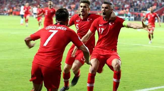 Türkiye-İzlanda maçının oranları belli oldu
