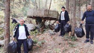 Uludağ'da büyük temizlik - Bursa Haberleri