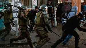 Uluslararası Af Örgütü'nün Şili'deki gösterilerle ilgili raporu