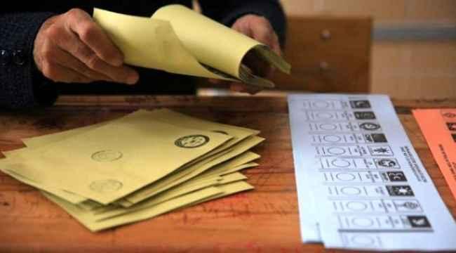 Ünlü anket şirketinden AK Parti içinde istifa yorumu: 50 ile 60 arası istifa gelecek