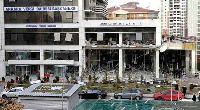 Vergi dairesine yönelik bombalı terör saldırısı davasında istenen cezalar belli oldu