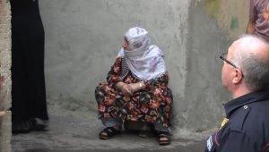 Yaşlı kadın küle dönen evini çaresizce izledi - Bursa Haberleri