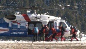 17 gün sonra acı haber: Bursa, Uludağ'daki 2 kayıp dağcının bulunan cesetleri hakkında Cumhuriyet Başsavcılığından açıklama