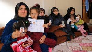5 akraba, çalışmak için gittikleri Irak'ta cezaevine düştü