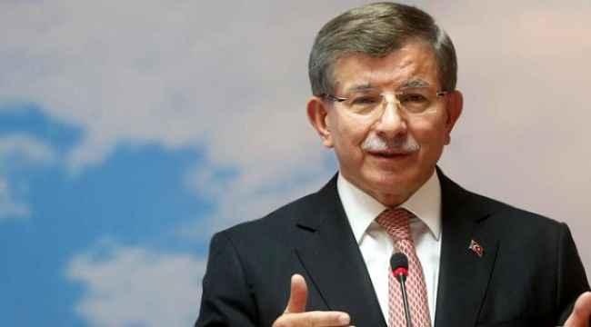 Ahmet Davutoğlu, yeni partisi için başvuru yaptı