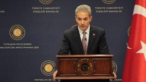 """Aksoy: """"Güvenli bölge teröristlerden temizlenene kadar Suriye'den çıkmayacağız"""""""