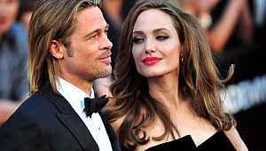 Angelina Jolie'den ayrılan Brad Pitt artık her gün ağladığını söyledi