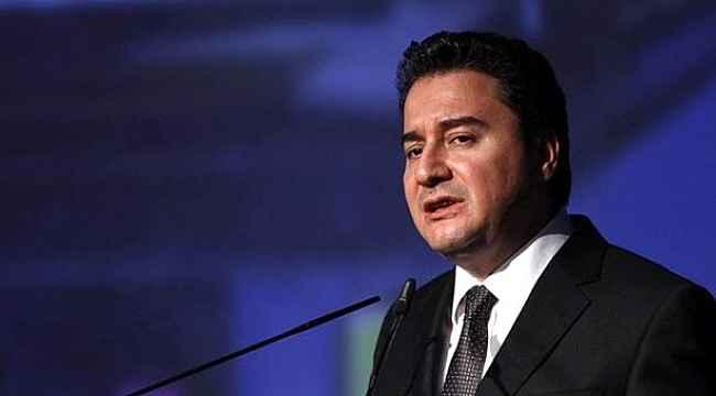 Ankara kulislerini hareketlendiren Ali Babacan ve yeni parti hakkında yeni gelişme iddia edildi!