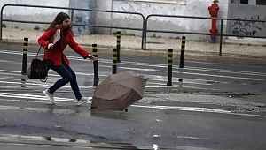 Ankara Valiliği'nden vatandaşlara fırtına uyarısı!