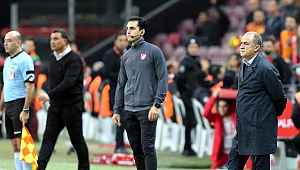 Ankaragücü, Galatasaray maçı sonrasında taraftarlardan Fatih Terim'e şok çağrı!