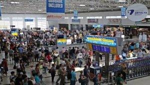 Antalya yılın son ayına rekorla girdi: 15 Milyon Turist