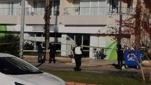 Antalya'da banka soygunu girişimi iddiası
