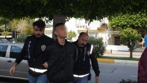 Antalya'da pompalı cinayet şüphelisi tutuklandı