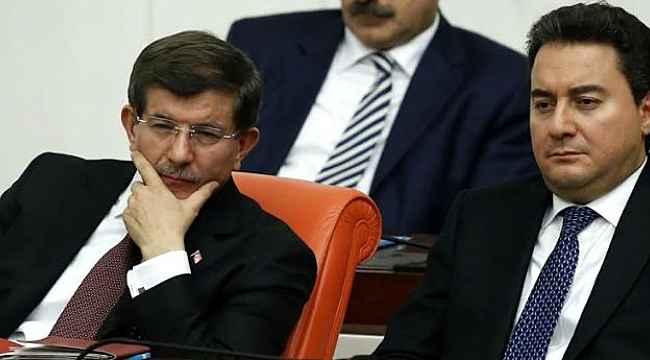 Babacan ve Davutoğlu'nun, AK Parti'den ne kadar oy aldığı araştırıldı