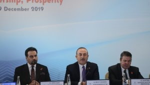 """Bakan Çavuşoğlu, """"Afganistan'daki ikinci Başkonsolosluğumuzu Herat'ta açacağız"""""""