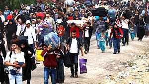 Bakanlık, Türkiye'den ülkesine dönen Suriyeli sayısını açıkladı