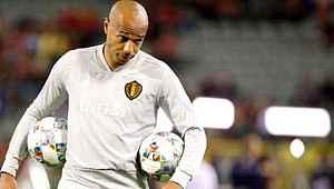 Barcelona'da teknik direktörlük için favori Thierry Henry