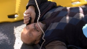 Barışmaya geldi kurşun yağdırdı: 2 yaralı