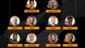 Başakşehirli Clichy, Avrupa Ligi'nde haftanın 11'ine seçildi