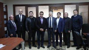 Başkan Erdem'den Beşevler Sanayi Sitesi ve NİLTİM'e ziyaret - Bursa Haberleri