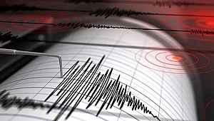 Başkentte korkutan deprem