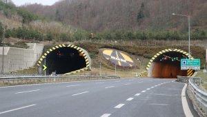Bolu Dağı Tüneli trafiğe açıldı