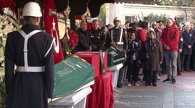 Bomba imha uzmanı şehit Esra Çevik için cenaze töreni düzenleniyor