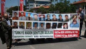 Bük köy maden faciası unutulmadı - Bursa Haberleri
