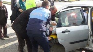 Bursa-Ankara yolunda zincirleme kaza: 3 yaralı - Bursa Haberleri