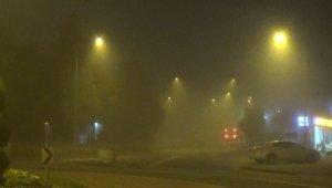 Bursa güne sisli bir havayla başladı - Bursa Haberleri