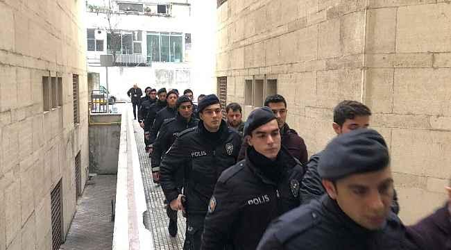 Bursa merkezli dev FETÖ operasyonu! 23 ildeki FETÖ operasyonunda 9 tutuklama