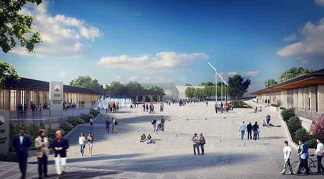 """Bursa'nın yeni merkezi """"Osmangazi Meydanı"""" - Bursa Haberleri"""