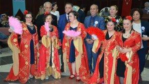 Bursa'da engellilere temsili kına - Bursa Haberleri