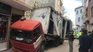 Bursa'da inanılmaz kaza - Bursa Haberleri