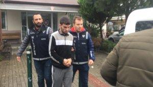 Bursa'da silah imalatı yapılan eve baskın - Bursa Haberleri