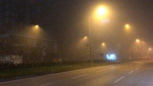 Bursa'da yoğun sis - Bursa Haberleri