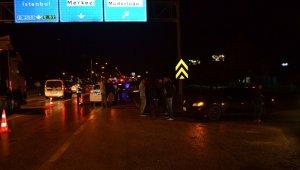 Bursa'da zincirleme kazada 9 araç birbirine girdi - Bursa Haberleri