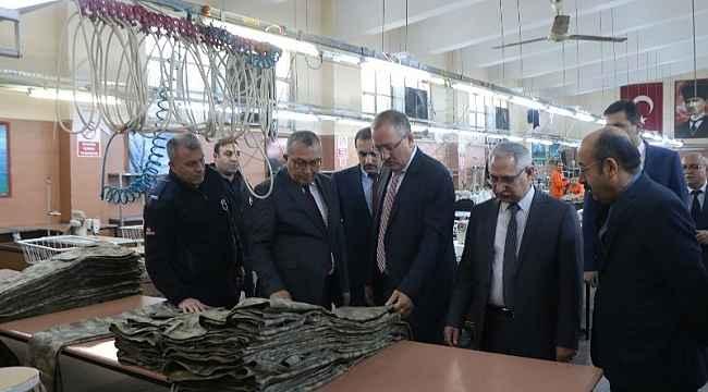 Bursa'daki cezaevlerinin karı 9 milyon TL - Bursa Haberleri