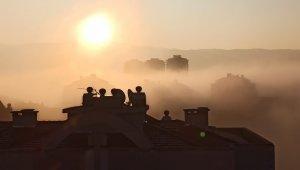 Bursa'daki yoğun sis hayatı olumsuz etkilemeye devam ediyor - Bursa Haberleri