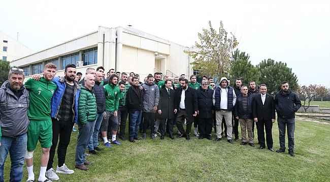 Bursaspor taraftarları takımına destek için yürüyecek - Bursa Haberleri
