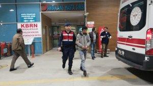 Camiden para çalan şahıs tutuklandı - Bursa Haberleri