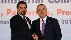 """Çavuşoğlu: """"Libya ile yaptığımız anlaşma uluslararası hukuka uygundur"""""""