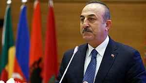 Çavuşoğlu'ndan ABD Senatosu'nun kararına tepki